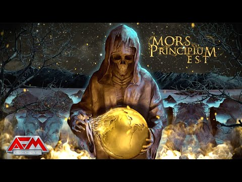 MORS PRINCIPIUM EST - A Day For Redemption // Official Lyric Video // AFM Records